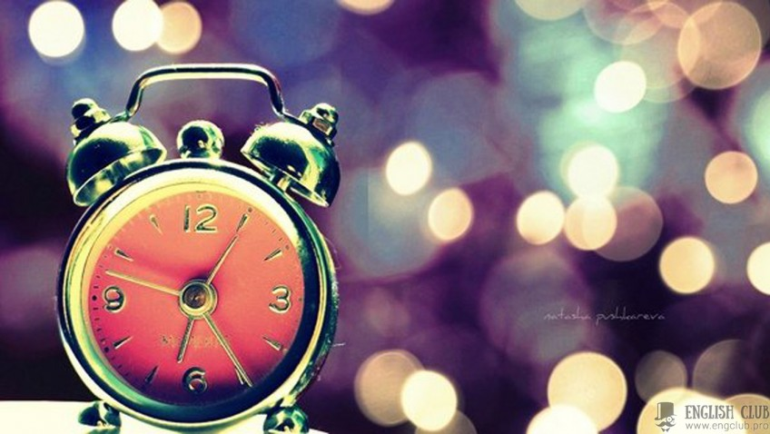 Как правильно говорить о времени и датах по-английски
