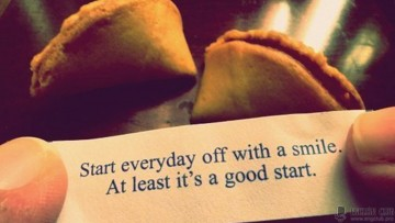 Start everyday off with a smile..