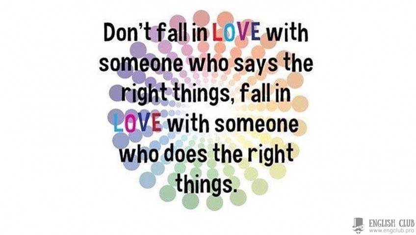 Love…