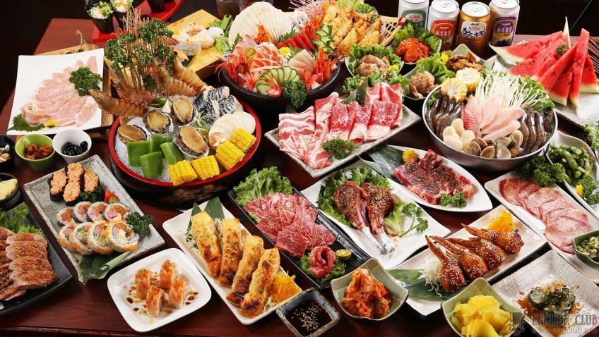Названия распространенных блюд на английском языке
