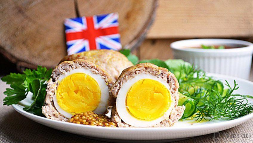 Немного об английских яйцах