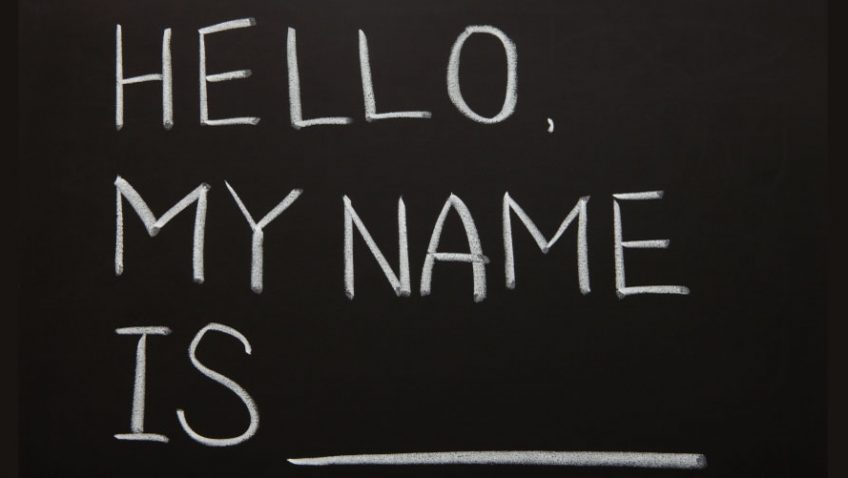 Как записать и произнести свое имя на английском языке