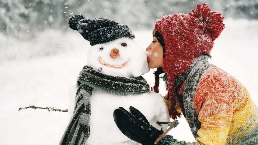 «Снежные» идиомы на английском языке
