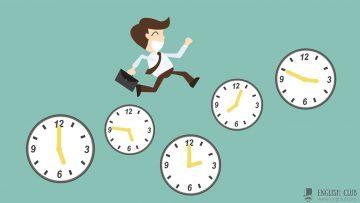 Периоды времени в английском языке