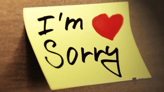 «I'm sorry» или «Excuse me»?